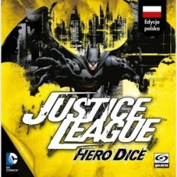 Justice League: Hero Dice –...