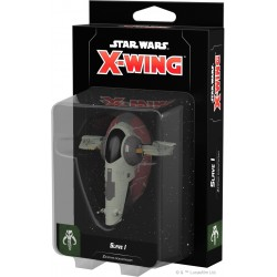 Star Wars: X-Wing - Slave I...
