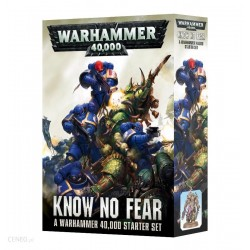 Know No Fear: A Warhammer...