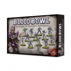 Blood Bowl The Naggaroth...