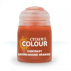 Gryph - Hound Orange