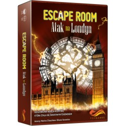 Escape Room: Atak na Londyn