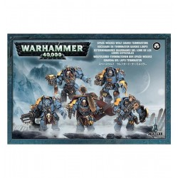 Space Wolves Wolf Guard...