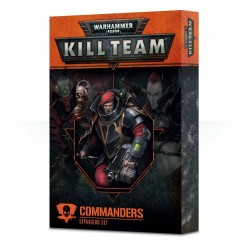 Kill Team Commanders:...