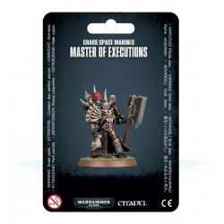 Chaos Space Marines Master...