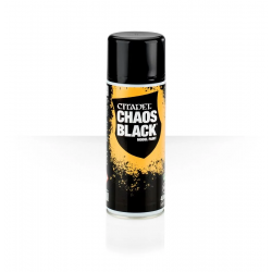 Chaos Black Spray 400 ml