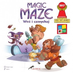 Magic Maze- Weź i Czmychaj!