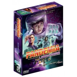 Pandemic: Laboratorium