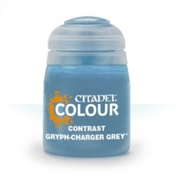 Gryph - Charger Grey