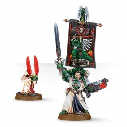 Dark Angels Azrael, Supreme...