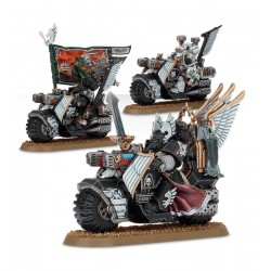Dark Angels Ravenwing...