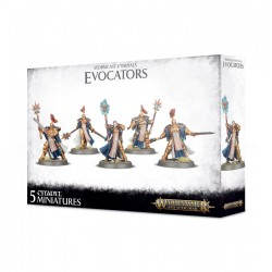 Stormcast Eternals: Evocators